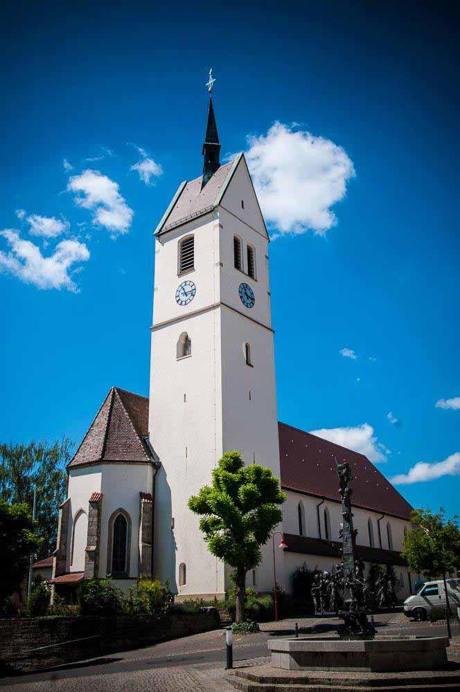 Erbpacht Katholische Kirche